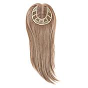 uniwigsレミー人間の髪モノヘアピースの閉鎖手は、脱毛(yの22日)