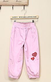 Chunyazi Lässige Freigestellte Baumwollhosen (Pink)