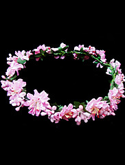 Ženy Malé družičky Papír Přílba-Svatba Zvláštní příležitost Květiny