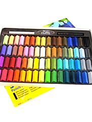 64 barev barva vlasů pastel křída
