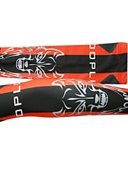 kooplus-pánské 100% polyester kole ochranné pomůcky rameno teplejší (červený)