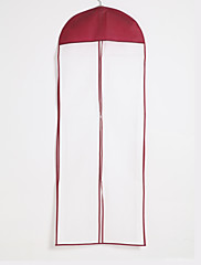 vodotěsná bavlna / tyl centrum zip šaty délka oděv taška