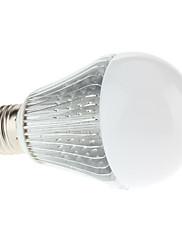 E27 7W 560-630LM 3000-3500K温白色光LEDのボール(85-265V)