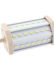 10W R7S LEDコーン型電球 T 21 SMD 5630 1000 lm ナチュラルホワイト AC 85-265 V