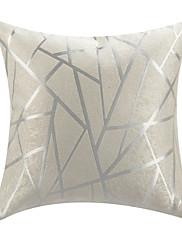 twopages® moderní styl bílý polyesterový dekorativní polštář kryt