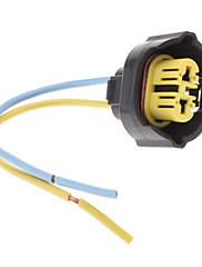 h9 11cm zásuvkový adaptér držák pro auto žárovky