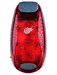 ランニング/サイクリング用CYCLIFE 3超高輝度LEDをステイプットクリップ防水安全警告灯