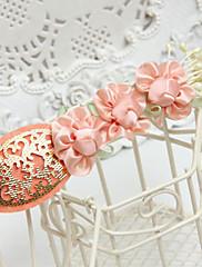 Pink Sweet móda Dámská Flower sponka do vlasů