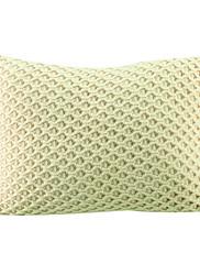 """20 """"長方形のStreamletパターンアクリル装飾的な枕カバー"""