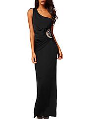 Dámská Off Shoulder Večerní šaty Maxi šaty
