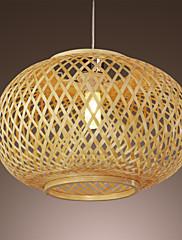 bambus závěsné svítidlo