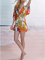 Sexy Colorful Beach Swim šaty