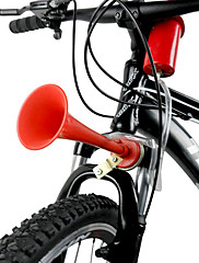 Cyklistika Loud Red Push-and-pull Horn