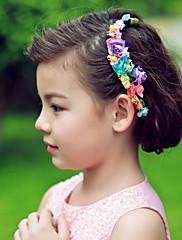 Ženy Malé družičky Papír Přílba-Svatba Zvláštní příležitost Čelenky Květiny