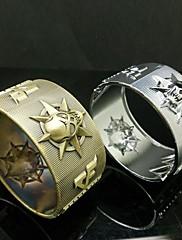 クロスファイア、CTスカルシンボル合金ブレスレットコスプレアクセサリ