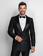 siva 100% vuna standardni fit dvodijelno odijelo