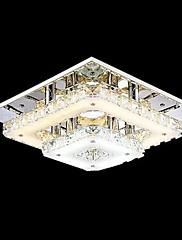 Vestavná montáž ,  moderní - současný design Tradiční klasika Země Pochromovaný vlastnost for Křišťál LED Mini styl KovObývací pokoj
