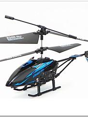 2018 malé balení 3 kanálový infračervené dálkové ovládání mini vrtulník s gyroskopem