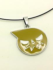 Šperky Inspirovaný Pojídač duší Cosplay Anime Cosplay Doplňky Náhrdelníky Żółty Stop Pánský