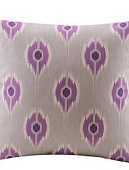 ティアドロップ綿/リネン装飾枕カバー