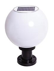 0,6 w plast dobíjecí LED Solární makovici světlo kuličkovým funkci
