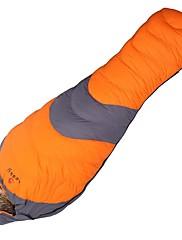 Sleeping Bag Mummy Bag Single -10°C Duck Down 1000g 210X80 Camping / OutdoorMoisture Permeability / Moistureproof / Waterproof /