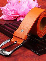 oranžová pu belt