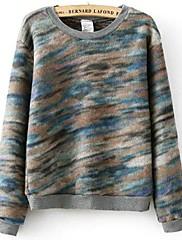 Iced ™ dámské kolo límec svetr (více barev)