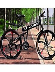 折りたたみ自転車マウンテンバイクディスクブレーキにおけるCT 24速度ハンマーbicicleta 17