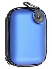 洗面用具バッグ 防水 のために 小物収納用バッグホワイト ブルー