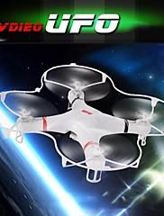 X47 2.4グラム4アクスル車両耐久性のあるリモートコントロール航空機