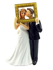 primeros de la torta 'se enamoran' novia& el novio de la torta