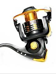 ZA500 ZA500 5.0:1 6 Kuličková ložiska Mořský rybolov/Spinning/Lov okounů/Rybaření na háček/Obecné rybaření/Rybaření na člunu Smékací navíjáky