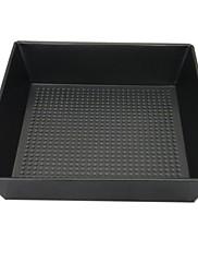 ケーキパン用耐熱皿に高品質の炭素鋼の正方形のベーキング金型