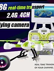 Helic max 1315s 4ch 2,4 g rc Kvadrokoptéra s HD kamera přenosu v reálném čase