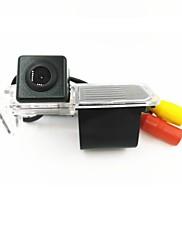 フォルクスワーゲンゴルフ6のカー後方確認用カメラ