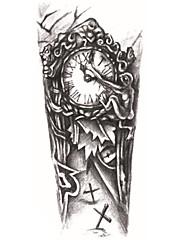 goodturn tetování samolepky netoxický / spodní části zad / vodotěsný ostatní / dospívající vícebarevný papír 1 19cm * 12cm Big Ben