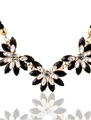 Šperky Obojkové náhrdelníky / Prohlášení Náhrdelníky Svatební / Párty / Denní / Ležérní Slitina 1ks Dámské Svatební dary