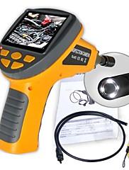 "3,5 ""Video inspekce had rozsah fotoaparátu boroskop endoskop 4 LED diody 10mm"
