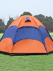 SHENGYUAN 5-8 persons Tent One Room Camping Tent Breathability Anti-Insect OversizedAssorted Colors