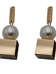 Náušnice Peckové náušnice Šperky 6pcs Párty / Denní / Ležérní Měď Dámské Zlatá