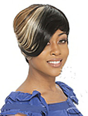populární syntetické cosplay & Party krátké barevné vlasy, paruky