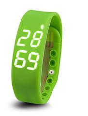 Smart Bracelet / Activity TrackerCalories Burned / Temperature Display / Water Resistant/Waterproof / Timer / Pedometers / Distance