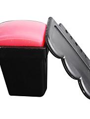 bluezoo černý a červený 2 set nail art lisování