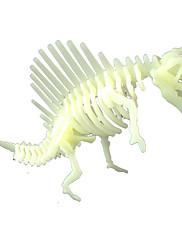 3D model dinosaura noćne svjetleće igračke igre&puzzle