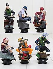 Anime Čísla akce Inspirovaný Naruto Sasuke Uchiha PVC CM Stavebnice Doll Toy