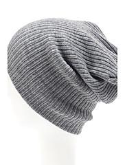 ユニセックス ニット ビーニー帽,ヴィンテージ / オフィス / カジュアル 秋 / 冬