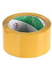 1パック2ボップ55ミリメートル* 12ミリメートル黄色のシールテープ