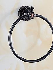 タオルリング / アンティーク銅18cm*22cm /真鍮 /アンティーク /22cm 18cm 0.314kg