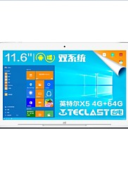 "Teclast 11.6 "" 2 v 1 tabletě ( Android 5.1 Windows 10 1280*800 Čtyřjádrový 4GB RAM 64GB ROM )"